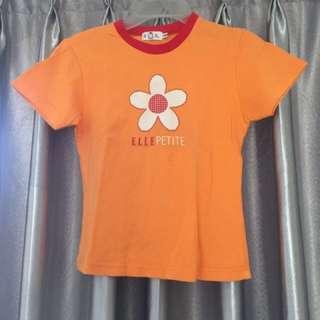 Baju anak elle orange