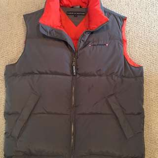 Hilfiger men's down vest
