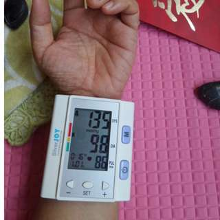 Blood Pressure Monitor, Digital Brand New 1 year Guarantee (Tested in HSA as a Medical Device Clinically Accurate to ±3 mmHg ) probably the most AFFORDABLE blood pressure monitor sold under proper registration!