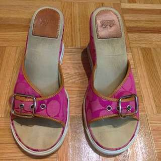 Coach Sandals / Shoes
