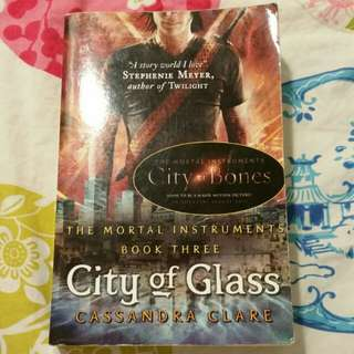 City of Glass - The Mortal Instruments