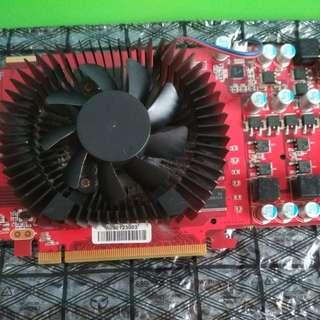 ATI Radeon HD4850 DDR3 512MB PC Graphic Card GPU