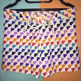 Rainbow Short ( Celana Pendek )