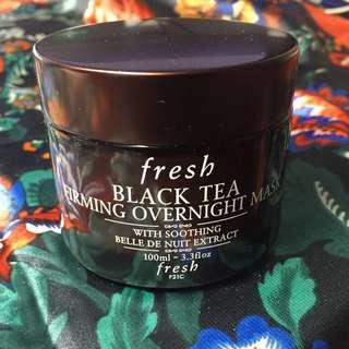 FRESH Black Tea Firming Overnight Mask 100ML 60% left