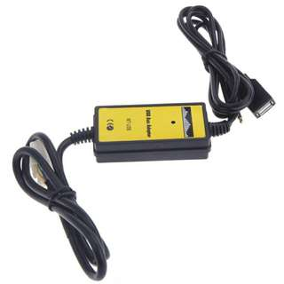 USB AUX input audio adapter Honda Accord 2003 04 05 06 07 Civic CRV