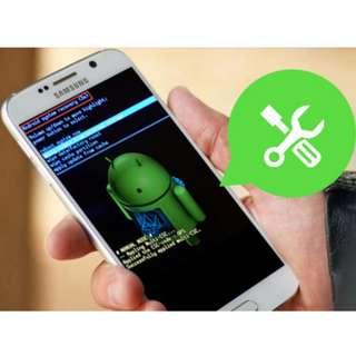 Phone Software/Firmware Repair Service