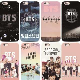 BTS Phone Case for samsung huawei xiaomi and iphone 4 5 6 7 case kpop tumblr aesthetic grunge