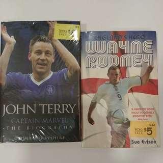John Terry Wayne Rooney biography