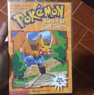 Pokémon: Island of the Giant Pokemon