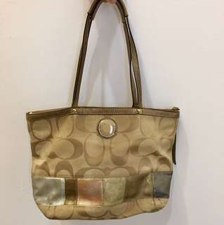 Authentic Coach Preloved in need of new owner's TLC