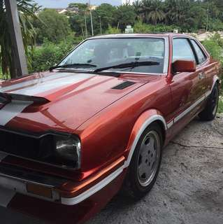 Limited old school Honda Prelude 1979