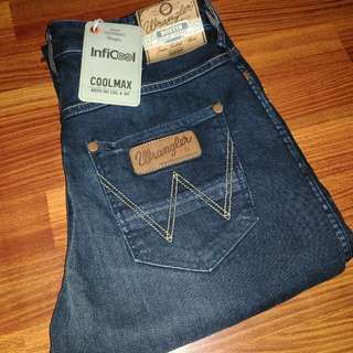 Wrangler Bostin Regular Tapered