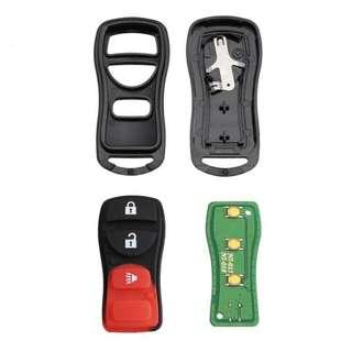 Remote Alarm Nissan Grand livina march x gear evalia. untuk alarm mobil bawaan nissan yanh model remotenya sama