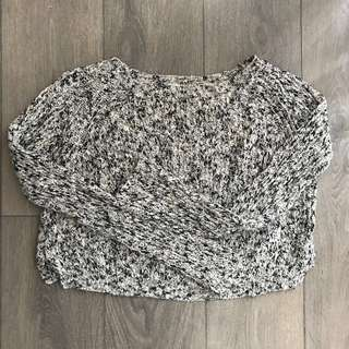 Brandy Melville Sweater Crop Top