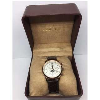Solvil-et-Titus 06 2266-005「天長地久」系列腕錶
