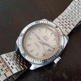 Rare Osco Aquatic Midsize Swiss Vintage Watch