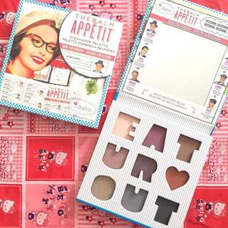 The balm appetit Eyeshadow