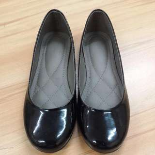 Black Dollshoes/ School shoes
