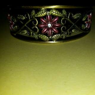 Vintage Bangle, dia 6.3cm