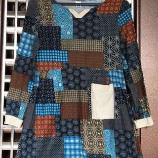 Patches Blouse