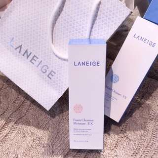 Laneige Form/ Multi Cleanser Set $25 Each