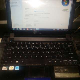 "Acer Aspire One 10.1"" Notebook"