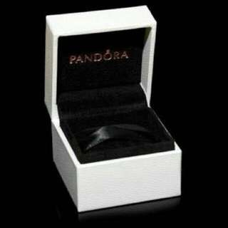 PANDORA Box Size Ring box