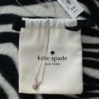 Kate Spade Rabbit pendant Necklace