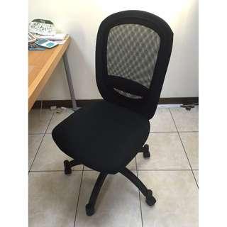 (辦公室) 黑色辦公椅 二手自取價 九成新