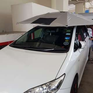 Car umbrella shades