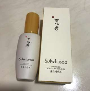 Sulwhasoo First Care Activating Serum Ex_60ml