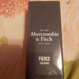 Abercrombie & Fitch FIERCE cologne BNIB