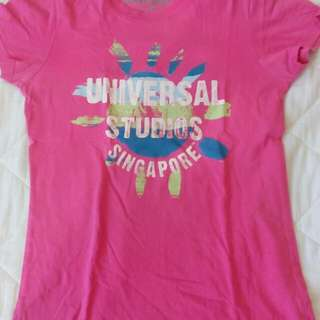 Original Universal Studios Singapore T shirt Medium