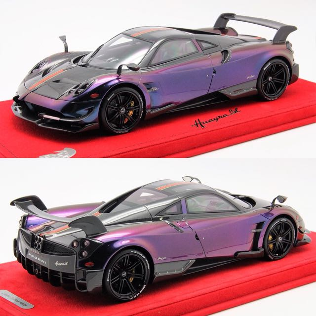 1/18 BBR Pagani Huayra BC Chameleon, Toys & Games, Others