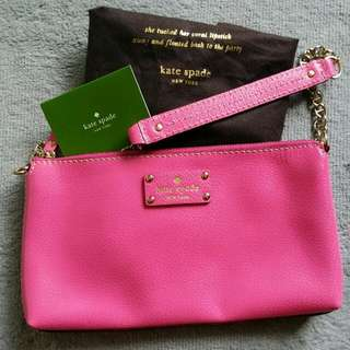 Kate Spade NEW YORK , Pink , 90% New