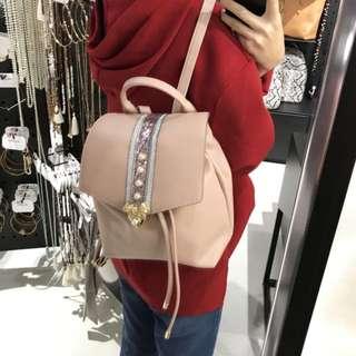 實拍📷Aldo🇨🇦 Aradoven Backpack in Pink