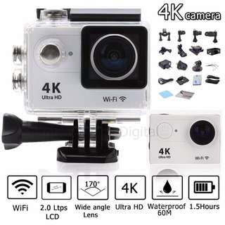 4K WIFI ACTION CAMERA ( ULTRA HD )