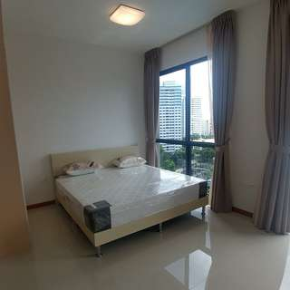 Studio for Rent Hillion Residences (Above Bt Panjang MRT)