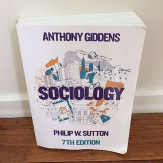 Sociology 7th Edition Textbook