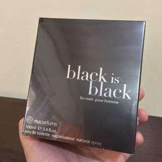 Black is Black Perfume from Japan