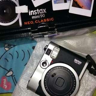 Instax mini 90 : Neo classic