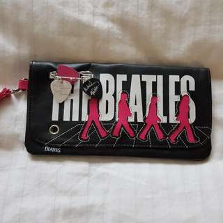 The Beatles Clutch Bag -official Merch