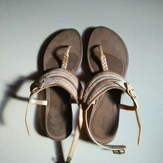 Authentic preloved grendha sandal size 8