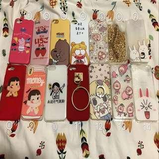 Unused Iphone 7/8 cases