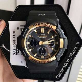 BEST🌟SELLING TOUGH☀️SOLAR POWER : 1-YEAR OFFICIAL WARRANTY: BRAND NEW IN BOX ORIGINALLY AUTHENTIC G-SHOCK RESISTANT WATCH in DEEP ELEGANT BLACK STEALTH MATT Rose-Gold ABSOLUTELY TOUGHNESS Best Surprise Gift For Most Rough Users & Unisex too