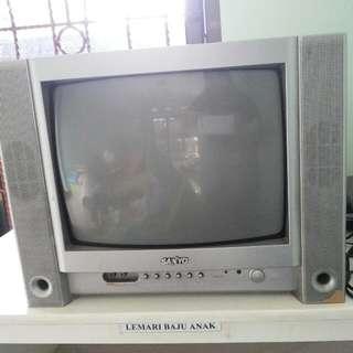 "TV SANYO 10"""