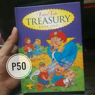 Fairy Tale Treasury: Book One