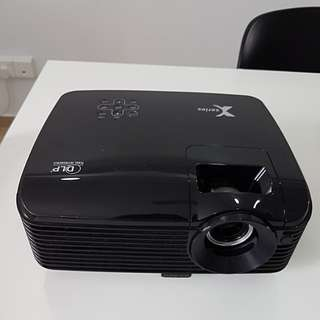 Projector (DLP Texas Instruments X series)