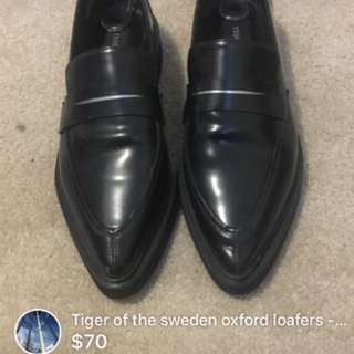 Tiger of Sweden oxfords