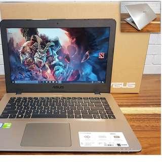 Brandnew sealed  Asus Gaming Laptop X442u